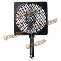 5-дюймов вентилятор 3.4w 4.5w 12v автомобиля охлаждения прикуривателя Переносной универсальный тип квадратный