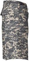 Полевые шорты американской армии, Rip Stop, цифровой камуфляж MFH 01512Q, фото 2
