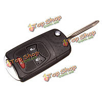 Три кнопки дистанционного ключа дело Shell для Крайслер Додж с лезвием
