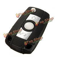2 кнопки флип дистанционный ключ брелок чехол для BMW х3 325 спортивный 330i 545i Х5