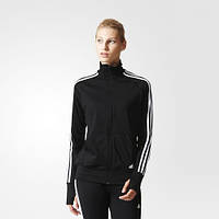 Женская олимпийка adidas Basic 3-Stripes Track Top AJ4865