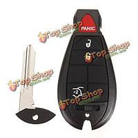 4 кнопки без купюр брелок keyless entry удаленного передатчика для fobik