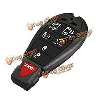 7 кнопок бесключевого доступа удаленный брелок передатчик для Крайслер Додж