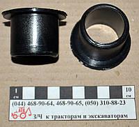 Втулка косилки пластмассовая малая с буртиком (Польша) 503602430