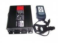 Спецсигнал СГУ AS 920  200W с дистанционной тангентой на аккумуляторе