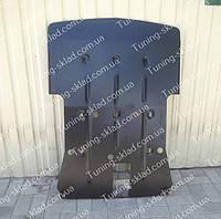 Защита двигателя БМВ 7 Е65 (стальная защита поддона картера BMW 7 Series E65)