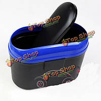 Mini Multi-function Car Dustbin Trash Rubbish Can
