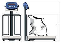 Весы товарные для взвешивания мешков Аxis BDU300С-0808-М