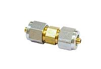 Переходник соедин. D6-D6 для термопластиковой трубки Faro в сборе