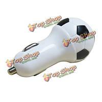 Кубок мира по футболу 5v1a USB Автомобильное зарядное устройство автомобильный адаптер питания для iPhone