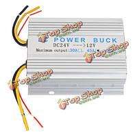 24В~12V автомобиля мощности понижающего трансформатора Номинальная мощность Current45a