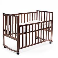Детская кроватка Соня ЛД13 ольха Верес