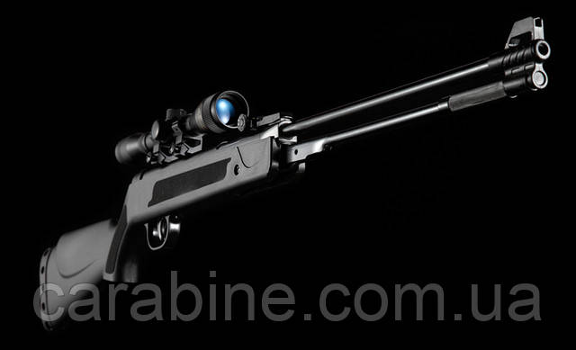 Пневматическая винтовка WF600P, Snowpeak Air Gun (SPA)
