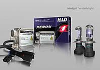 Комплект биксенона Infolight H4 4300K/5000K/6000K
