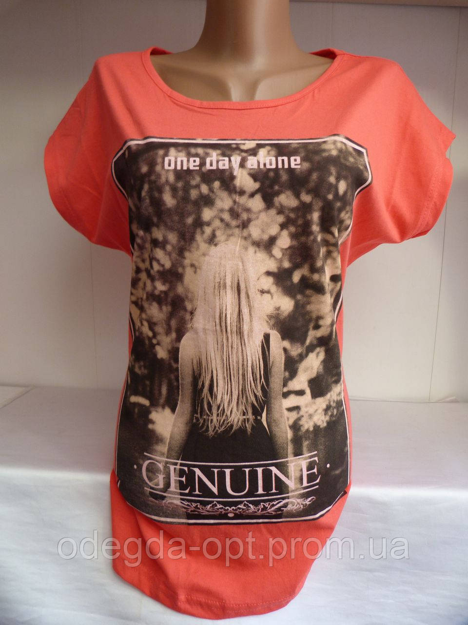 bf15be359fdc581 Футболка женская трикотаж Турция качественная купить оптом в Одессе - Интернет-магазин  одежды «Одежда
