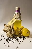 """Масло ручной работы """"Лимон и имбирь"""""""
