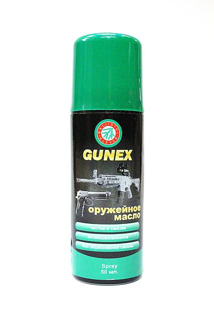 Масло збройне Klever Ballistol Gunex Spray 400ml