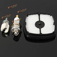 Заглушка для эхо-сигнала СРМ 210 2100 пб 200 Spark 3 комплекта косилка воздуха масло топливный фильтр