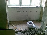 Вырезать выход на балкон. Совмещение кухни и балкона (комнаты и балкона)