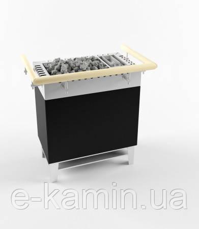 Каменка электрическая с парогенератором Typ VG90 12.0+3.0кВт