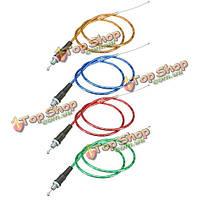 Поворот дроссельной кабель для 110cc125cc150cc пит велосипеда грязи thumpstar квадроцикл ATV