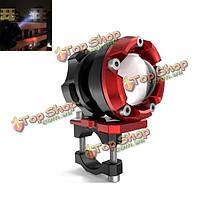Мотоцикл модифицировано супер яркий внешнего LED свет фар водонепроницаемый прожектор свет украшения