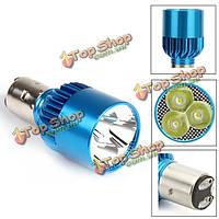 Dc12-80В 7000-7500k мотоцикл LED фары привет/Lo луч вождения белые лампы