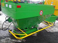 Разбрасыватель минеральных удобрений РД-1000 (Украина)