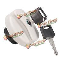 Топливный бак наполнитель запирается крышка Крышка с 2-мя ключами для Vauxhall Corsa Opel Vectra