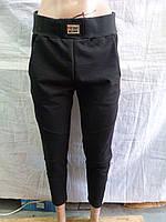 Женские спортивные штаны S-M-Lтрикотажные купить оптом в Одессе недорого в разных цветах