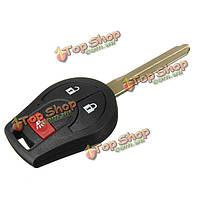 Автозапуск брелок-передатчик с uncut клинок для Nissan