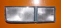 Катафот в бампер белый левый Depo 441-1613L-U VW passat b4