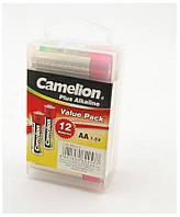 Батарейка CAMELION Plus Alcaline AA/LR6 (12шт)
