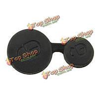 2 Кнопка брелок для ключей кейс резиновая прокладка для Peugeot 106 206 306 405 406 Saxo Xsara