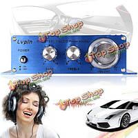 180Вт 12В 2-канальный стерео усилитель наивысшей мощности для компакт-дисков MP3 автомобиля аудио