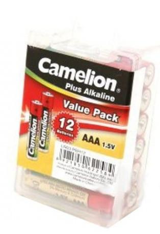 Батарейка CAMELION Plus Alcaline AAA/LR03 (12шт)