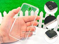 Ультратонкий 0,3мм силиконовый чехол для Asus ZenFone C