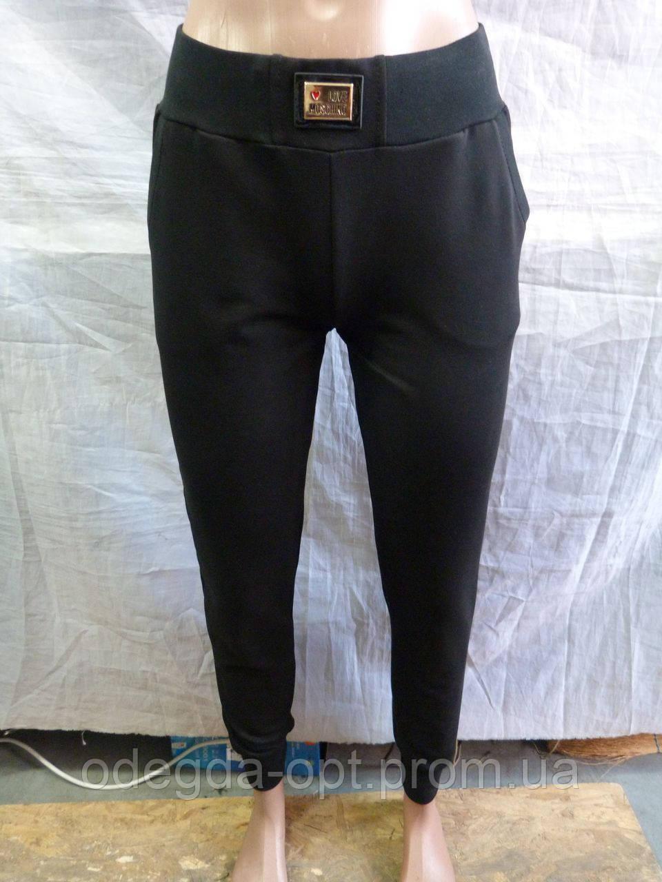 e07e305ef60e9 Женские спортивные штаны S-M-Lтрикотажные купить оптом в Одессе недорого в  разных цветах - Интернет