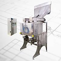Блок управления весовым дозатором