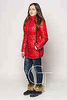 Практичная   женская стеганная куртка  Letta