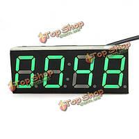 Поделки творческий модуль микроконтроллера часы с функцией измерения напряжения даты температура