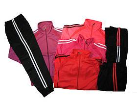 Костюм для девочки, эластик с начёсом, Active Sports, размеры 134, 146,152.158.