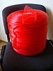 Сетка-рукав / сітка фасувальна (для часнику), ячейка 3х3мм 50м, діаметр до 14см