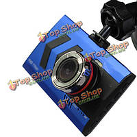 AS6 автомобиля Видеорегистратор carcorder приборная кулачок G-сенсор 2.7-дюймов ЖК-дисплей 1080p HD