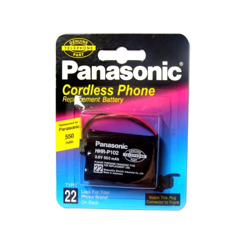 Аккумулятор PANASONIC P102 550mAh