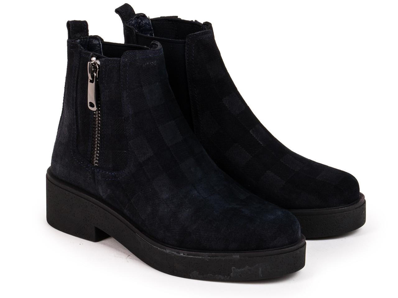 Ботинки Etor 5605-02140-1 синие