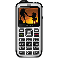 Защищенный телефон ASTRO B200 RX White ip67