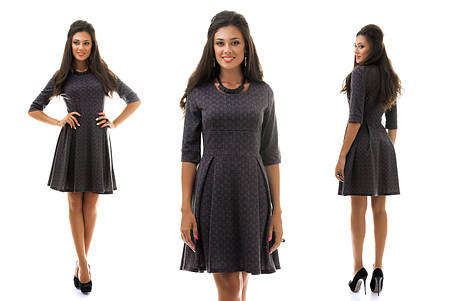 Платье Шахматы , фото 2