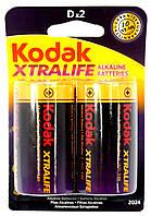 Батарейка Kodak XTRALIFE LR20 1.5V