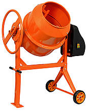 Бетономешалка Кентавр БМ-125М-2 (оранжевая)